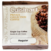 Cuisinart Single Cup Coffee pods
