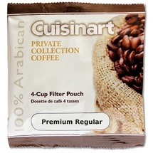 Cuisinart Private Collection 4 cup coffee